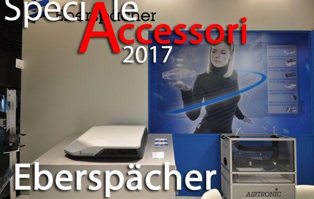 Speciale Accessori 2017 – Eberspaecher, con EasyStart Web Airtronic e Hydronic si comandano via App