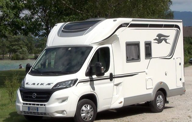 Video CamperOnTest: Laika Ecovip 305