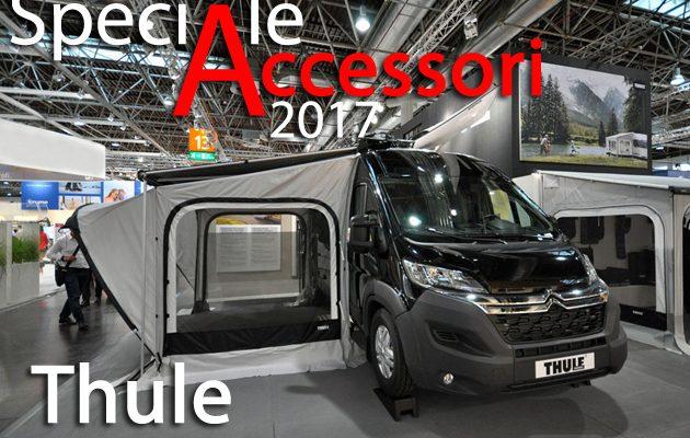 Speciale Accessori 2017 – Thule, stile, ergonomia e funzionalità a misura di van