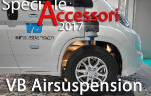 Speciale Accessori 2017 – VB, le sospensioni attive per veicoli ricreazionali sono realtà