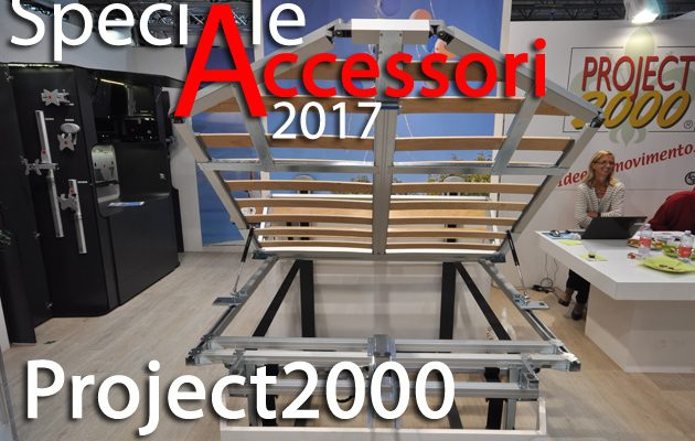 Speciale Accessori 2017 – Project2000, idee in movimento destinate a fare scuola