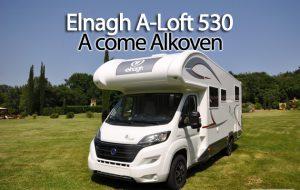 CamperOnFocus: Elnagh A-Loft 530