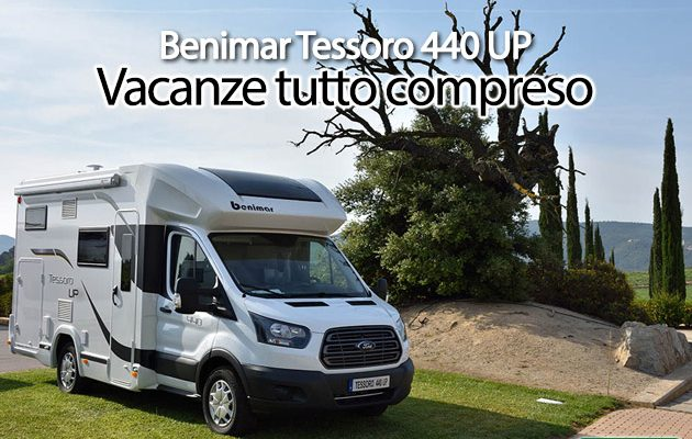 CamperOnFocus: Benimar Tessoro 440 UP