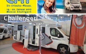 Speciale CMT 2017: Challenger, ecco i nuovi Graphite Edition 378 XLB e 367 GA