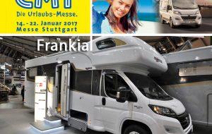 Speciale CMT 2017: Frankia, l'esordio dei nuovi F-Line A 840 Plus e T 740 GD