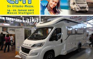 Speciale CMT 2017: Laika, l'esordio dei nuovissimi Ecovip 109 e 329