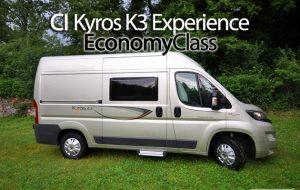 CamperOnFocus: CI Kyros K3 Experience