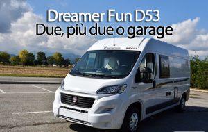 CamperOnFocus: Dreamer Fun D53
