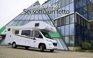 CamperOnFocus: Carado A 461