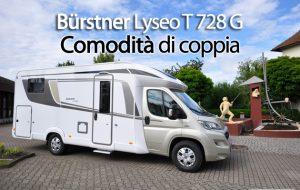CamperOnFocus: Bürstner Lyseo T 728 G
