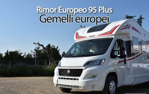 CamperOnFocus: Rimor Europeo 95 Plus