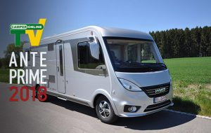 Video Anteprime 2018: Hymer