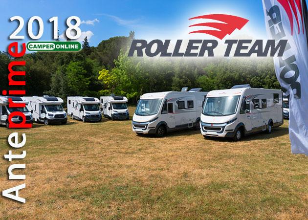 Anteprima Roller Team 2018