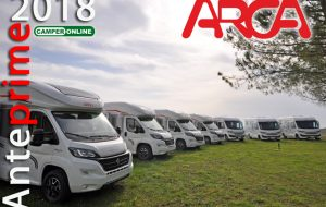 Anteprime 2018: Arca, cresce la famiglia Europa