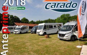 Anteprime 2018: Carado, una stagione all'insegna dei van Vlow e dei nuovi motorhome I