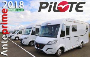 Anteprime 2018: Pilote, spazio ai nuovi van