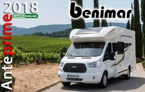 Anteprime 2018: Benimar, evoluzione nella continuità