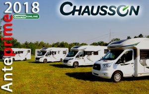 Anteprime 2018: Chausson, rivoluzione francese