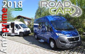 Anteprime 2018: RoadCar, giovani van si evolvono