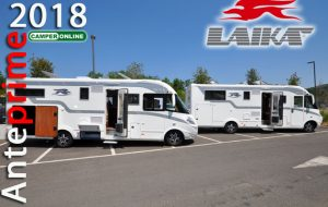 Anteprime 2018: Laika, il restyling di Ecovip e i nuovi Kreos 7009 e 7012
