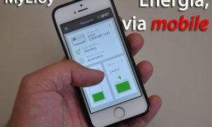 MyEfoy, l'energia si gestisce via mobile