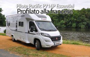 CamperOnFocus: Pilote Pacific P716P Essentiel