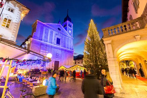La Magia dell'Inverno nel Garda Trentino