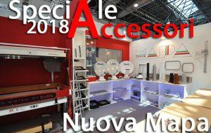 Speciale accessori: Nuova Mapa