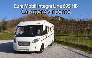CamperOnFocus: Eura Mobil Integra Line 695 HB