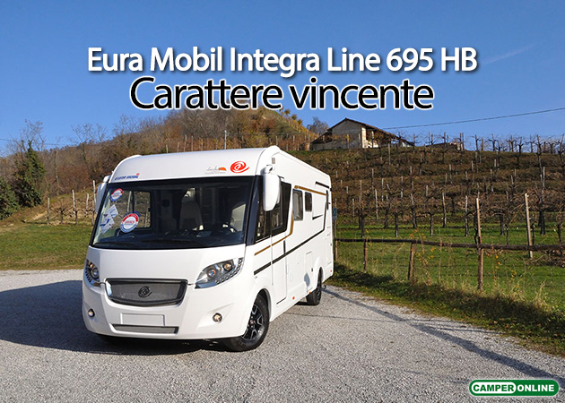 Eura Mobil Profila RS 720 QB