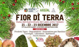 Fior di Terra, Festival Agricoltura del Lazio