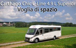 CamperOnFocus: Carthago Chic C-Line 4.9 L Superior
