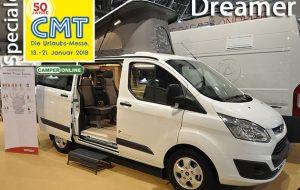 Dreamer, il nuovo van polivalente