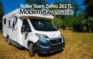 CamperOnFocus: Roller Team Zefiro 263 TL
