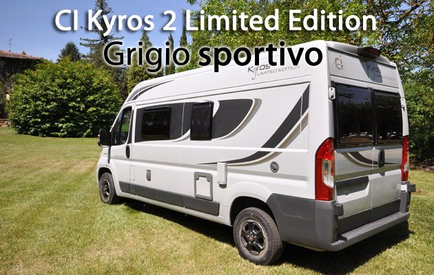 CamperOnFocus: CI Kyros 2 Limited Edition
