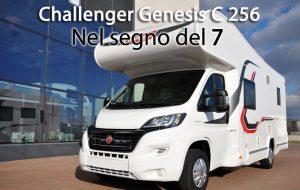 CamperOnFocus: Challenger Genesis C 256