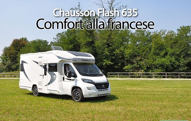 CamperOnFocus: Chausson Flash 635