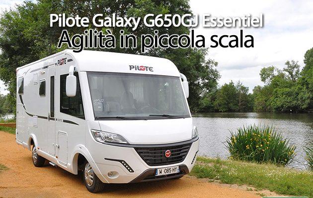 CamperOnFocus: Pilote Galaxy G650GJ