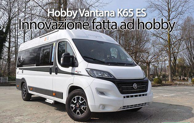 CamperOnFocus: Hobby Vantana K65 ES