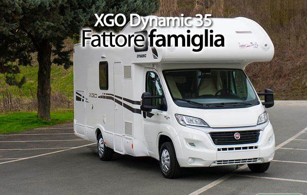 CamperOnFocus: XGO Dynamic 35