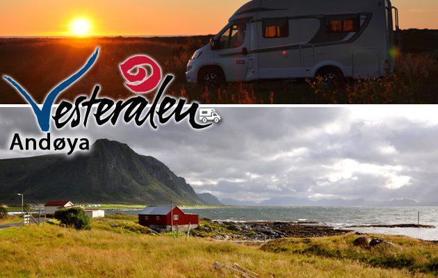 In camper alle Isole Vesterålen: Andøya, fari, balene e lo spettacolo della natura selvaggia