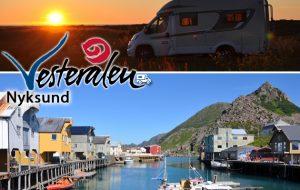 In camper alle Isole Vesterålen: Nyksund, la rinascita di un villaggio di pescatori