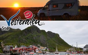 In camper alle Isole Vesterålen: Stø, il lato romantico della pesca