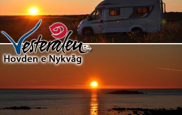 In camper alle Isole Vesterålen: Hovden e Nykvåg, il sole di Mezzanotte ai confini del mondo