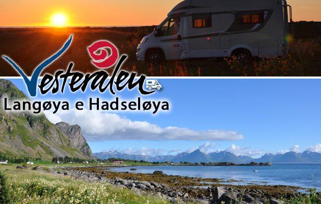 In camper alle Isole Vesterålen: Langøya e Hadseløya, tra mare e campi di fragole
