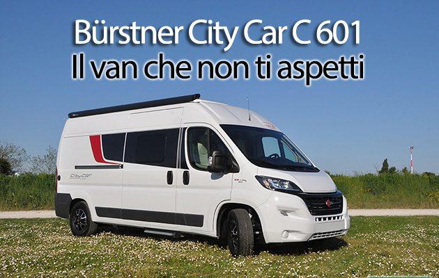 CamperOnFocus: Bürstner City Car C 601