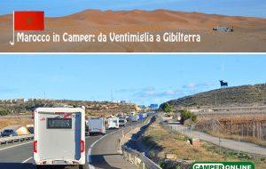 Marocco in Camper: da Ventimiglia a Gibilterra