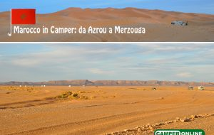 Marocco in Camper: da Azrou a Merzouga