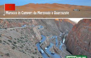 Marocco in Camper: da Merzouga a Ouarzazate