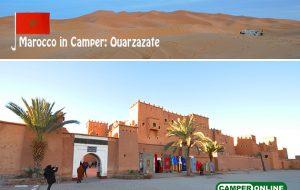 Marocco in Camper: Ouarzazate